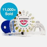 Whitening Lightning Bright Express - Professional Teeth Whitening Kit - 11,000 Sold